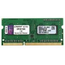 Memoria Kingston de 4Gb Sodimm bus 1333 y 1600Mhz